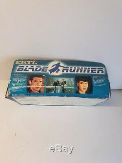 1982 ERTL Blade Runner Rare 4 Car Box Set
