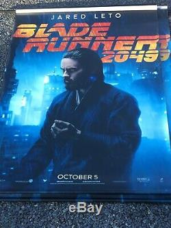 4 X Blade Runner 2049 movie Advertising posters original
