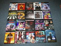 4K Blu Ray Lot of 20 Blade Runner, Us, Abominable, MIB, Deadpool, Steelbook +