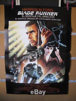A6393 Blade Runner Ridley Scott Harrison Ford
