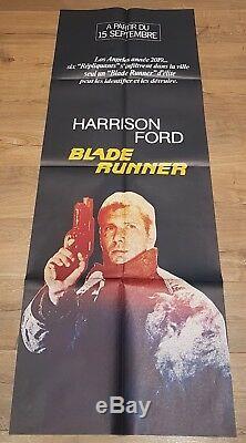 Affiche cinema movie poster 60x160 blade runner