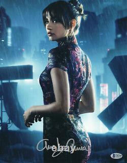 Ana De Armas Blade Runner 2049 Autograph Signed 11x14 Photo Beckett Bas Coa