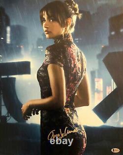 Ana De Armas Blade Runner 2049 Autograph Signed 16x20 Photo Beckett Bas 1