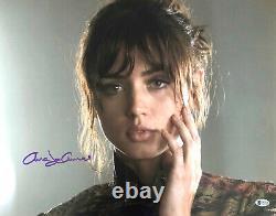 Ana De Armas Blade Runner 2049 Autograph Signed 16x20 Photo Beckett Bas 5