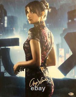 Ana De Armas Signed Autograph Blade Runner 2049 16x20 Photo Joi Beckett 1