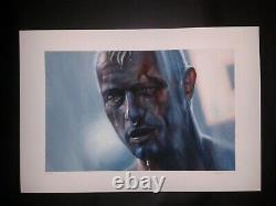 Ashton Gallagher, Blade Runner, Signed AP, Limited Edition Fine Art Giclee Print