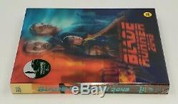 BLADE RUNNER 2049 2D + 3D Blu-ray STEELBOOK KIMCHIDVD LENTI