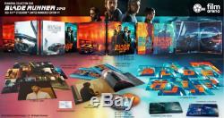 BLADE RUNNER 2049 3D + 2D Blu-Ray Filmarena FAC Ed. #1 E1 Fullslip XL STEELBOOK