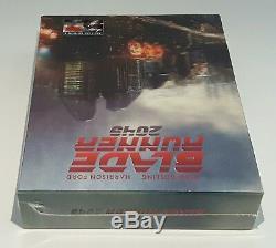 BLADE RUNNER 2049 3D + 2D Blu-ray WEA STEELBOOK FILMARENA DBL. LENTI