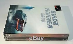 BLADE RUNNER 2049 3D + 2D Blu-ray WEA STEELBOOK FILMARENA FULLSLIP XL #048