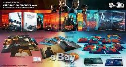 BLADE RUNNER 2049 4K UHD + 3D +2D Blu-ray STEELBOOK BOXSET FILMARENA #194