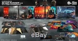 BLADE RUNNER 2049 Blu-ray WEA STEELBOOK SET FILMARENA ALL 3 NUMBERED #039s