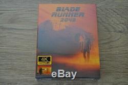BLADE RUNNER 2049 Full Slip E3 4K (Blu-ray Steelbook) Filmarena FAC #101
