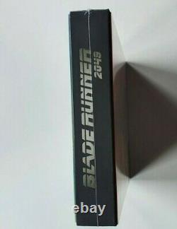 BLADE RUNNER 2049 Hdzeta Double Lenticular Steelbook Blu-Ray NEW&SEALED #013/300