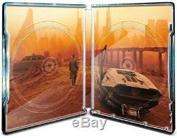 BLADE RUNNER 2049 Japan Limited Premium Box (4K/3D/2D BLU-RAY) STEELBOOK New