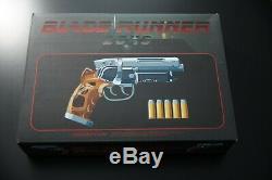 BLADE RUNNER 2049 Tomenosuke Blaster Deckard 1/1 Scale Prop Movie Gun Rare