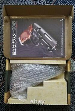 BLADE RUNNER 2049 Tomenosuke Blaster with 5 LUMI-SHOK Ammo Rounds LED Deckard NEW
