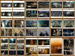 BLADE RUNNER 2049 ultra rare COLOR KEY PHOTO SET of 400 Stills FORD RYAN GOSLING