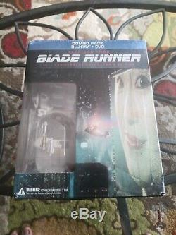 BLADE RUNNER 30TH ANNIVERSARY COLLECTORS ED 4-Disc Blu-ray Set Sealed