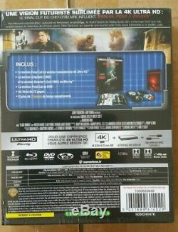 BLADE RUNNER 4K UHD Blu-Ray Limited Collector's Edition Box Set European Import