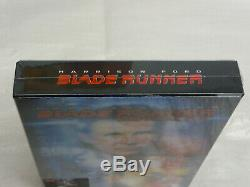 BLADE RUNNER 4K UltraHD+Bluray+Steelbook+Double Lenticular Fullslip HDZETA new