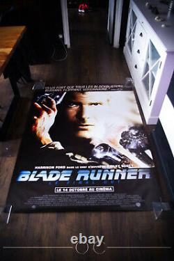 BLADE RUNNER 4x6 ft French Grande Rolled Movie Poster ReRelease 2015