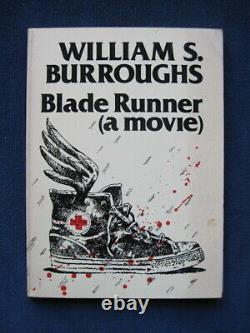 BLADE RUNNER (A MOVIE) by WILLIAM S. BURROUGHS Sci-Fi Screenplay Treatment, 1st