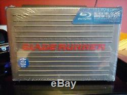 BLADE RUNNER Blu-ray Collector Briefcase New & Factory-Sealed OOP Rare US Seller