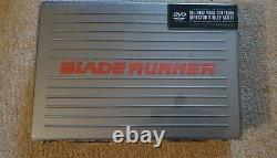 BLADE RUNNER FINAL CUT (5 x DVDs) BRIEFCASE LTD EDITION Excellent + Complete