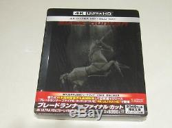 BLADE RUNNER FINAL CUT JAPAN 4K Ultra HD Blu-ray STEELBOOK 1000692966 SEALED