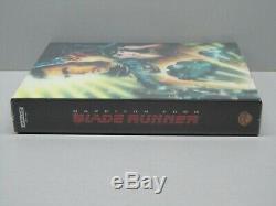 BLADE RUNNER HDZETA (steelbook) 4K UHD DOUBLE LENTI SLIP (sealed)