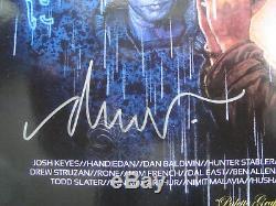 BLADE RUNNER Harrison Ford Poster Print Signed Drew Struzan
