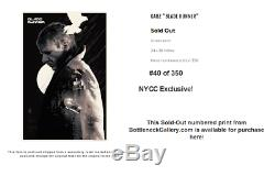 BLADE RUNNER LTD. ED. NUMBERED SOLD OUT PRINT (by GABZ) Available here