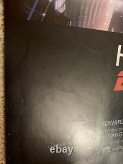 BLADE RUNNER Original 1982 U. S movie poster 1 sheet Ridley Scott NSS Version 1