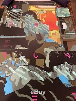 BLADE RUNNER Print by TOMER HANUKA NOT MONDO