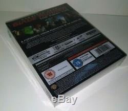 BLADE RUNNER The Final Cut Blu-ray Steelbook (4K UHD+BD)'TITANS OF CULT' LE