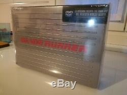 BLADE RUNNER film DVD BOX valigetta Harrison Ford Rara Rare Fuori Catalogo NEW