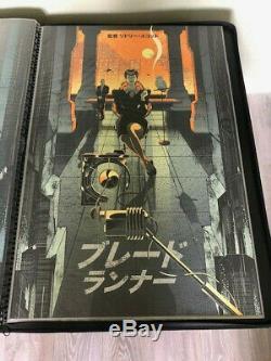 BLADE RUNNER (var) by VICTO NGAI, Rare Limited Edition Print, NT MONDO