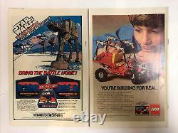 Blade Runner (1982) # 1 2 (VF/NM) Canadian Price Variants (CPV) Movie