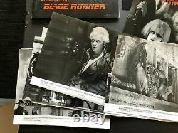 Blade Runner (1982) Original Movie Press Kit withPhotos & Press News Sheets