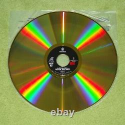 Blade Runner 1982 Rare 1993 Japan Gold Rental Laserdisc + Obi (rwl-12682)