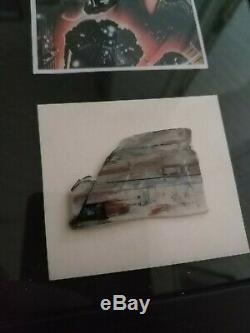 Blade Runner 1982 original movie prop rare coloured city piece with coa