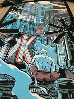 Blade Runner 2010 Movie Poster Art Print The Astor Theatre mondo Sdcc Nycc 1982