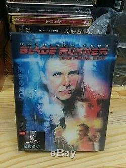 Blade Runner (2018) Hdzeta Silver Label Exclusive Steelbook #004 4k Uhd Release