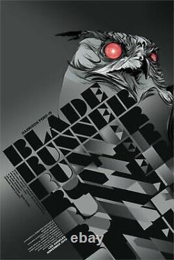 Blade Runner 2019 by Kako and Carlos Bela (DARK) #2/150 Mondo