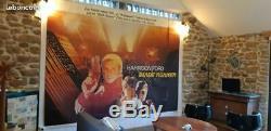 Blade Runner 2019 original vintage ultra giant poster FR 1982