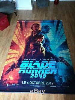 Blade Runner 2049 (2017) Vinyl Banner 87x60 inch