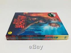 Blade Runner 2049 3D+2D Blu-ray SteelBook Kimchi DVD Exc #61 Lenticular 182/1500