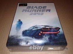 Blade Runner 2049 3D+2D Blu-ray Steelbook XL FullSlip E1 Filmarena (012/500)