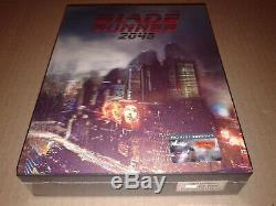 Blade Runner 2049 3D+2D Steelbook Double Lenticular FullSlip E2 Filmarena #101